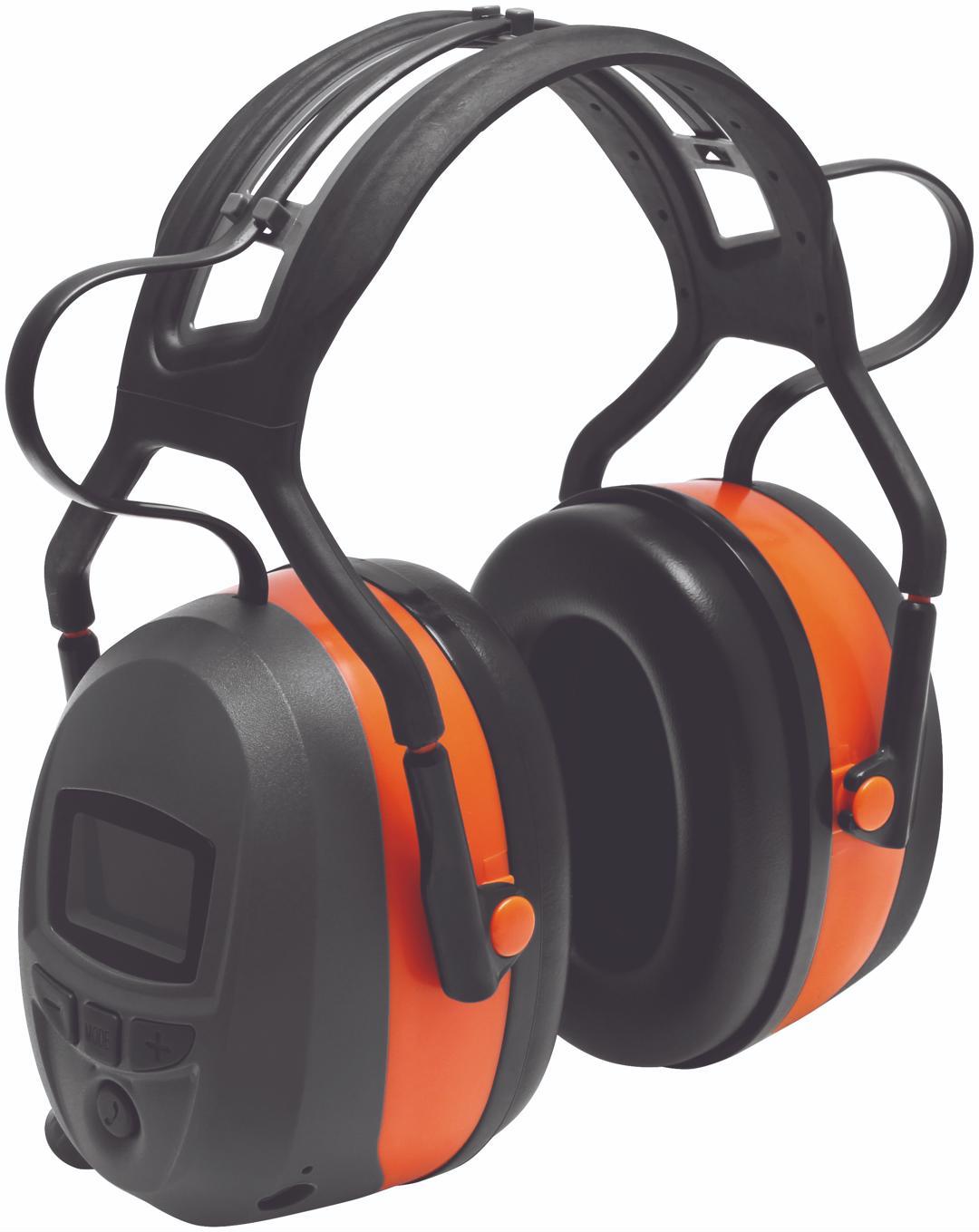 Omtyckta Hörselskydd, EN352-1, Bluetooth - 9916090 - Malmbergs Elektriska AB SP-93